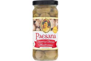 Paesana Country Garlic Mushrooms