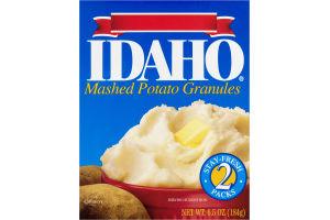 Idaho Mashed Potato Granules - 2 CT