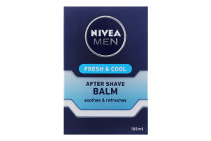 Бальзам после бритья Fresh&Cool Nivea Men 100мл