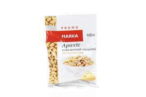 Арахис жареный со вкусом сыра Promo Marka м/у 100г