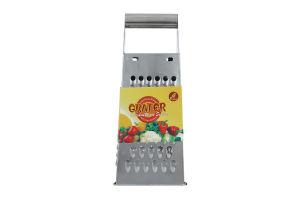 Терка кухонная 21*9см GSB252-1
