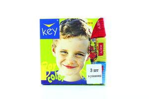 Труси Key д/хлопчиків 3шт BPC 879 A4 116-122