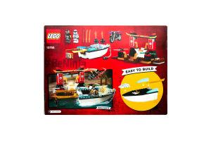 LEGO® Juniors Преследование на лодке Зейна 10755