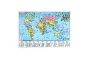 Карта України та Світу ВІД Діана плюс 1шт