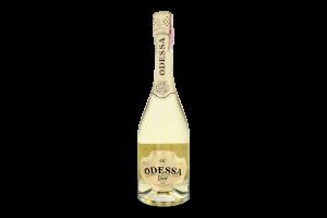 Вино ігристе 0.75л 10.5-12.5% Gold біле солодке Odessa пл