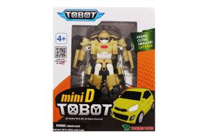 Робот-трансформер Tobot Mini D