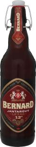 Пиво Bernard янтарное фильтрованное