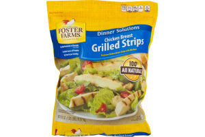 Foster Farms Chicken Breast Grilled Strips