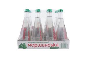 Вода минеральная слабогазированная Моршинська с/бут 0.33л