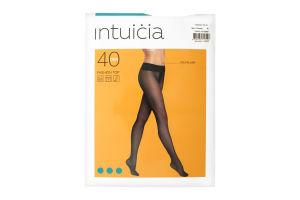 Колготки жіночі Intuicia Fashion Top 40den 4 daino