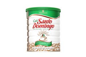 Кофе молотый без кофеина Santo Domingo 283г