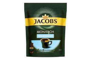 Кофе натуральный растворимый Без кофеина Jacobs Monarch д/п 60г