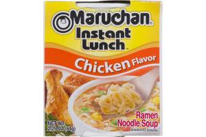 Maruchan Instant Lunch Ramen Noodle Soup Chicken