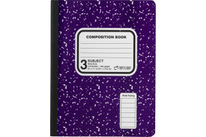 Top Flight Composition Book
