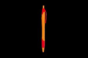 Ручка автомтическая FLAMBO с резиновым грипом 0,7 mm (1260/10) синяя