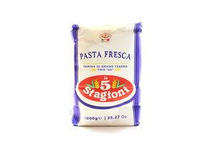 Мука пшеничная мягких сортов Pasta Fresca Le 5 Stagioni м/у 1кг