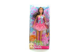 Іграшка Лялька Барбі Фея Яскраві крильця