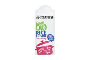 Сливки д/пригот The Bridge рисовые органические 7%