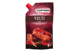 Соус томатный Чили Торчин д/п 200г