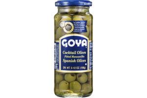 Goya Cocktail Olives