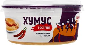 Хумус гострий Hungry Papa ст 250г