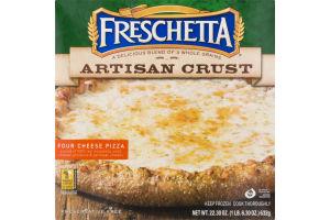 Freschetta Artisan Crust Pizza Four Cheese