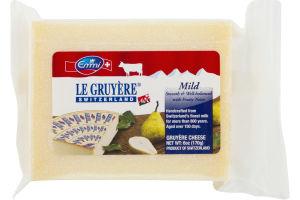 Emmi Le Gruyere Switzerland Cheese Mild