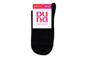 Носки женские Duna №8022 21-23 черный