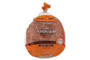 Хлеб в нарезке Украинский столичный Київхліб м/у 0.95кг