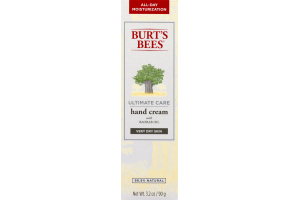 Burt's Bees Ultimate Care Hand Cream Very Dry Skin
