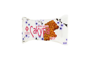 Печенье Zhytomir Сакура сахарное