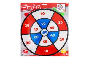 Набор игровой для детей от 3лет Дартс Simba 1шт