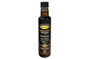 Оцет бальзамічний 6% Balsamic vinegar of Modena Iberica бут 250мл