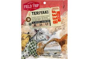 Field Trip Beef Jerky Teriyaki