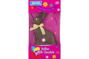 Merlin's Hollow Milk Chocolate Easter Bunny