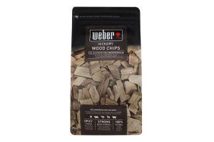 Дерев'яні чіпси для копчення свинини Weber 0.7кг
