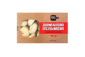 Пельмени с говядиной и свининой Домашние Chesni Pelmeni к/у 600г