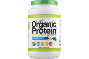 Orgain Organic Protein Plant Based Powder Sweet Vanilla Bean