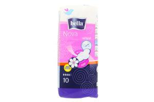 Прокладки гігієнічні Deo Fresh Nova Bella 10шт