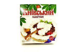 Морозиво торт Ажур Київський каштан 600г
