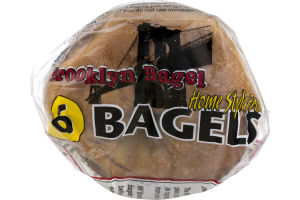 NY Brooklyn Bread Bagels Cinnamon Raisin - 6 CT