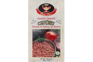 Deep Madras Tomato Chutney