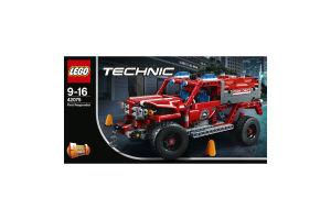 LEGO® Technic Служба быстрого реагирования 42075