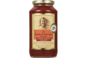 Mario Batali Pasta Sauce Cherry Tomato Marinara