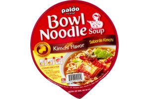 Paldo Bowl Noodle Soup Kimchi Flavor
