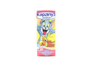 Нектар Карапуз Юниор бананово-яблочно-клубничный витамин т/п 200мл