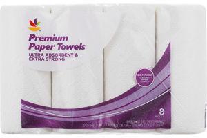 Ahold Paper Towels Premium - 8 CT