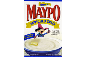 Maypo Quick Enriched Grits