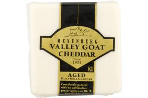 Meyenberg Valley Goat Cheddar