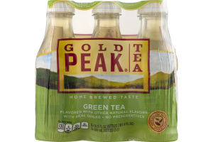 Gold Peak Tea Green Tea - 6 PK